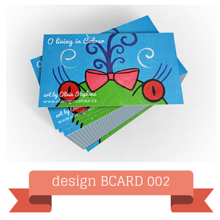 design BCARD 002